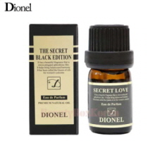 DIONEL Secret Love 5ml [Black Edition],DIONEL